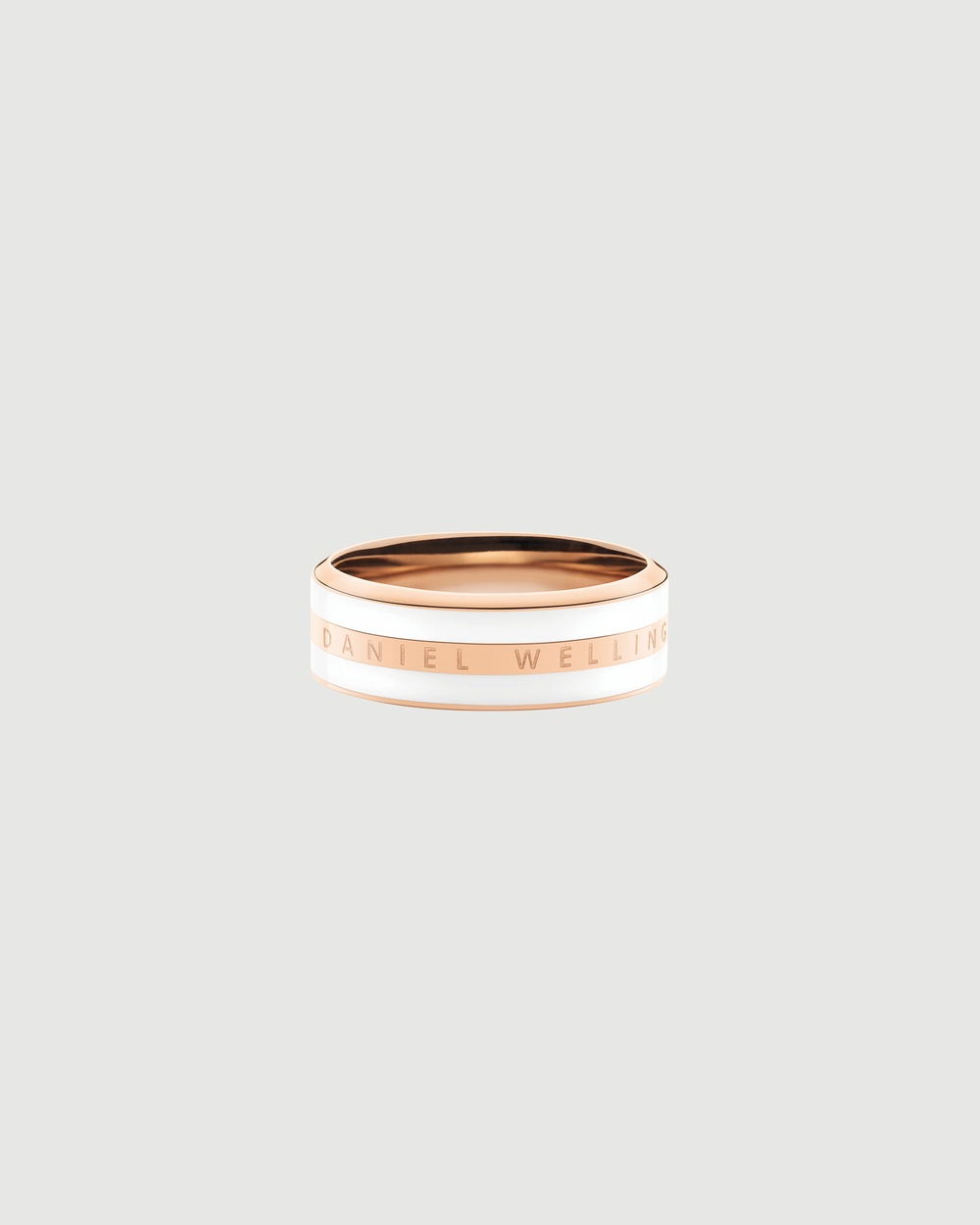 Daniel Wellington Emalie Ring Satin Jewellery Rose gold