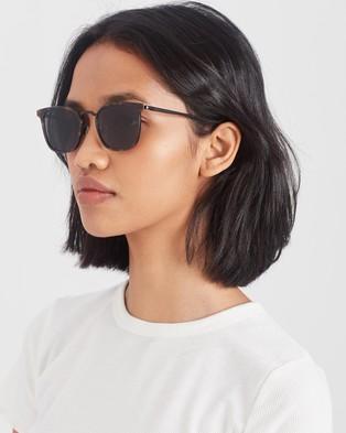 Le Specs Racketeer - Sunglasses (Matte Tort)