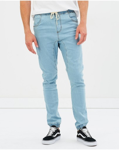 Rusty - Baller Denim Beach Pants