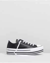 Converse - Double Stack Platform - Women's