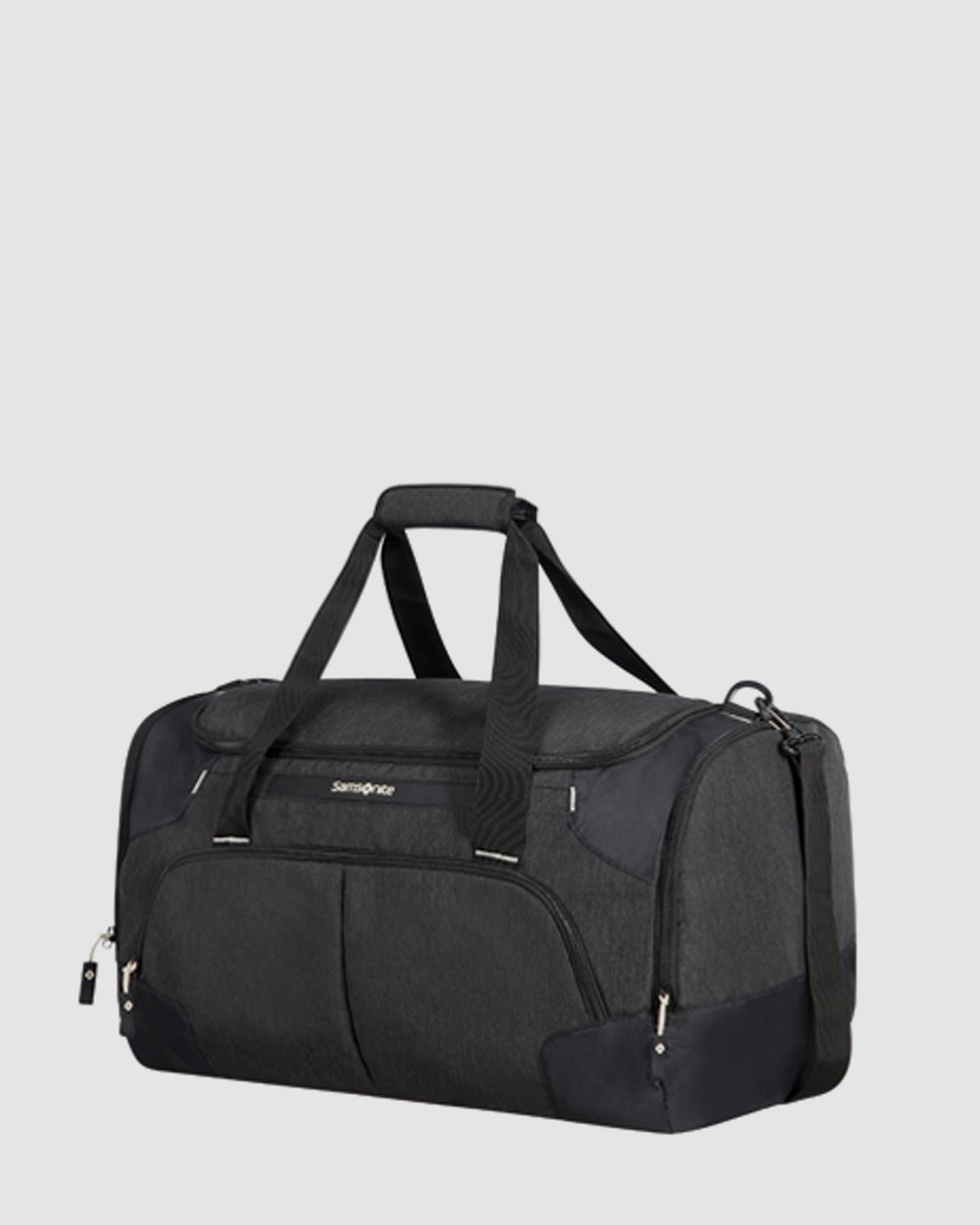 Samsonite Rewind Duffle 55cm Bag Bags Black