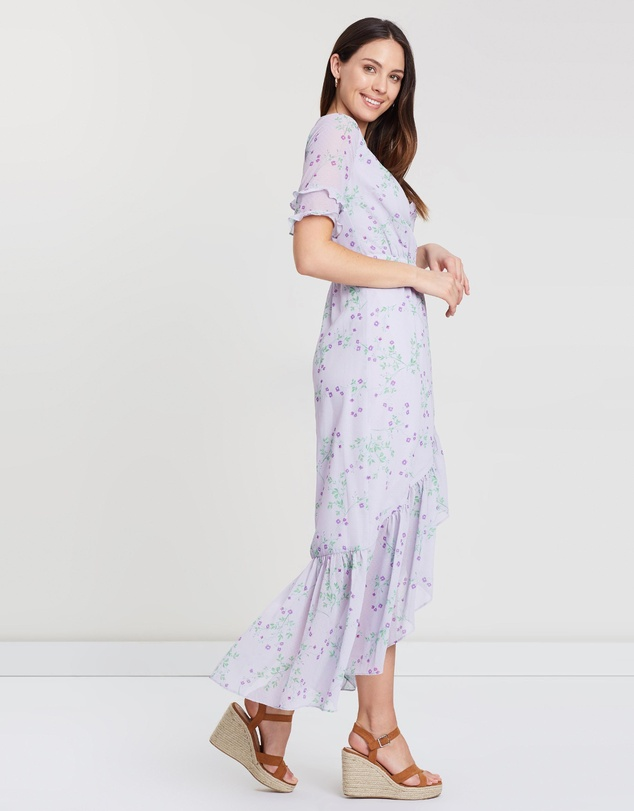 Cooper St - Shore Wrap Maxi Dress