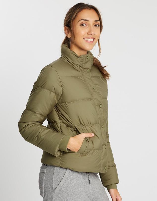 Women Silent Down Jacket
