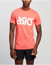 ASICS - Graphic Short Sleeved Tee - Men's