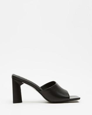 Alias Mae Macy - Heels (Black Kid Leather)