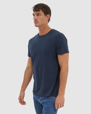 SABA Super Soft Tee - T-Shirts & Singlets (blue)