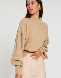 AERE - Organic Cotton Chunky Knit