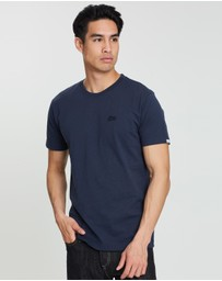 Deus Ex Machina - Standard Short Sleeve Embroidered Tee