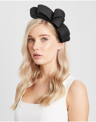 Max Alexander - Large Bow Fascinator