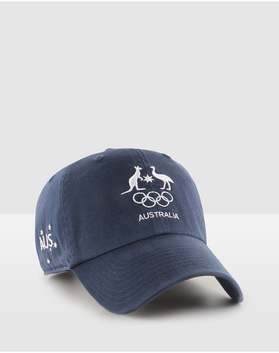 Australian Olympics Aoc Navy '47 Clean Up