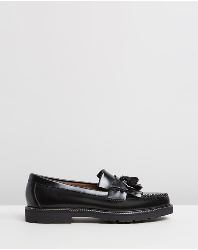 G. H. Bass & Co. - Weejun 90s Layton II Kiltie Loafers