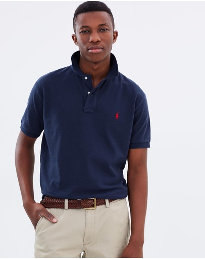 Polo Ralph Lauren - Classic-Fit Mesh Polo Shirt