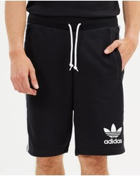 adidas Originals - 3-Stripes Terry Shorts