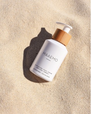 Maaemo Hydrating Face Cream - Beauty (Whie)