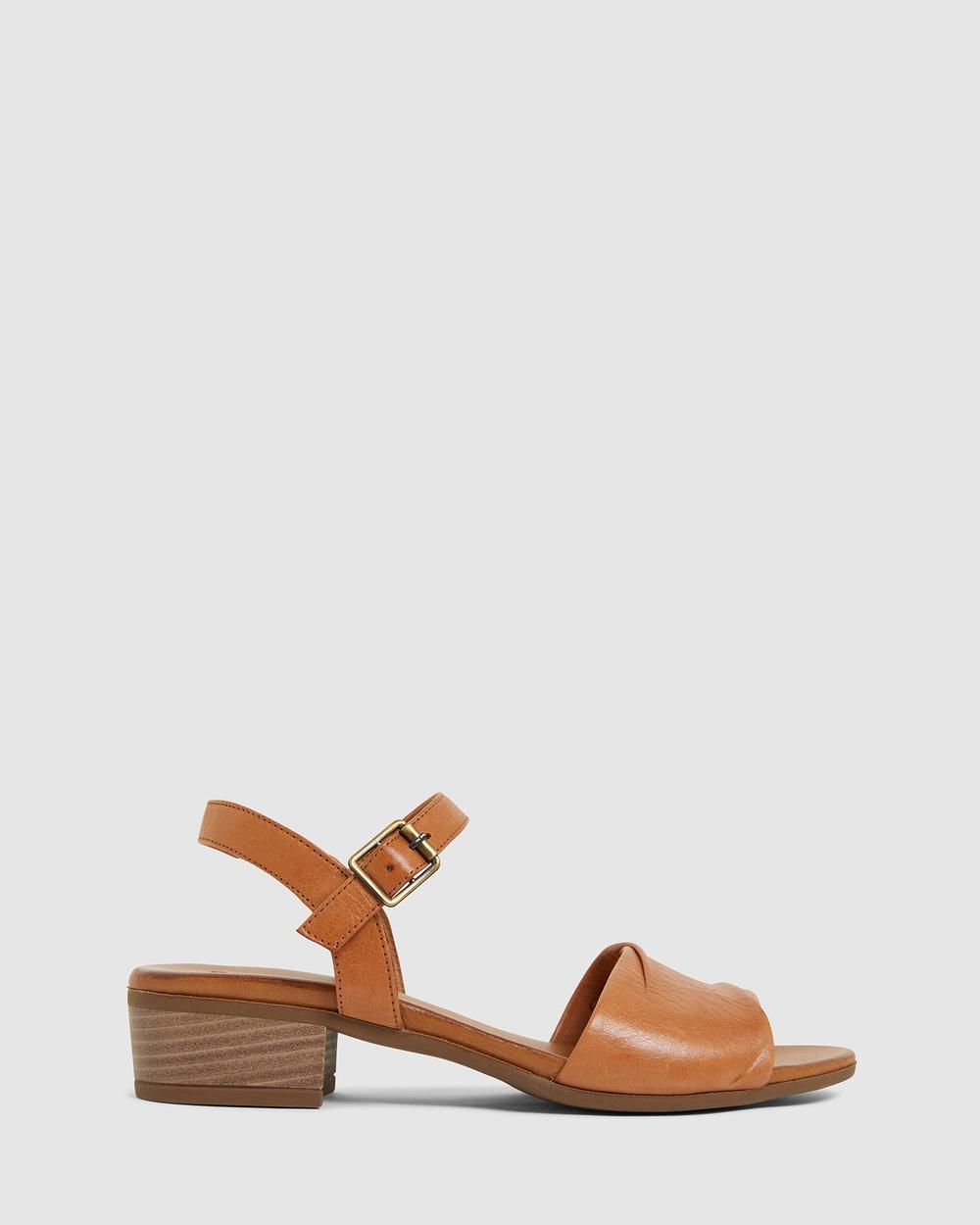 Easy Steps Maisy Sandals COGNAC