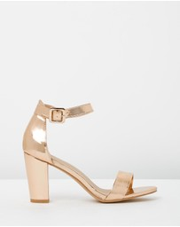 SPURR - ICONIC EXCLUSIVE - Clara Block Heels
