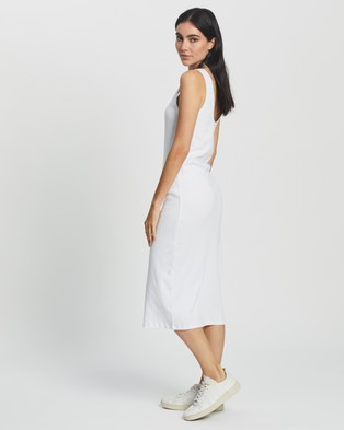 Assembly Label Kai Rib Dress - Dresses (White)
