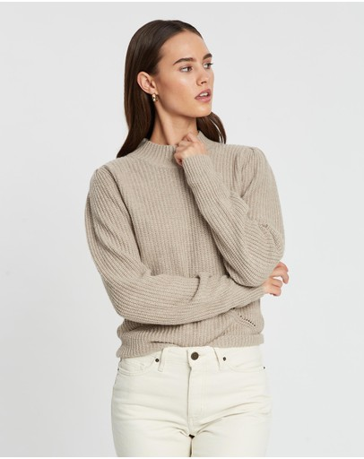 Elka Collective Maple Knit Stone