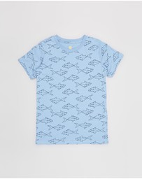 Cotton On Kids - Max Short Sleeve Tee - Kids-Teens