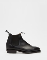 R.M. Williams - Adelaide Boots - Rubber Sole