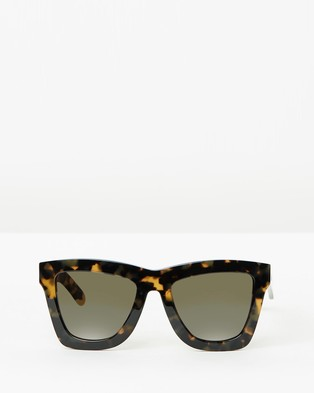Valley DB - Sunglasses (Indio Tort & Black)