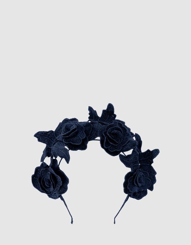 Women Ariel Lace Halo Headband