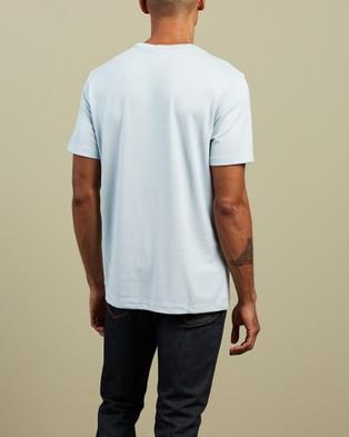 Theory - Essential Tee - T-Shirts & Singlets (Mist) Essential Tee