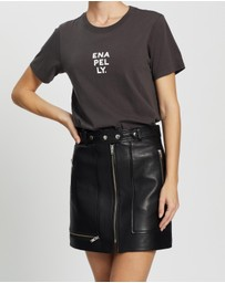ENA PELLY - Small Logo Tee