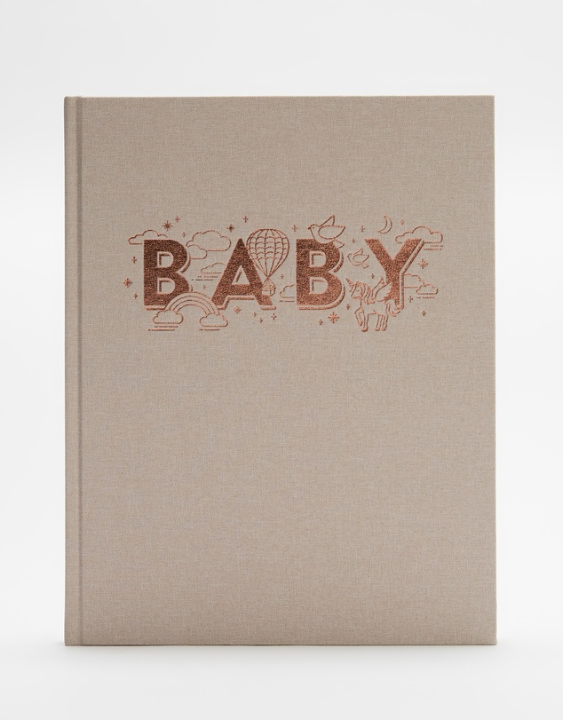 Life Baby Book
