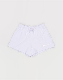 Champion - Jersey Script Shorts - Teens