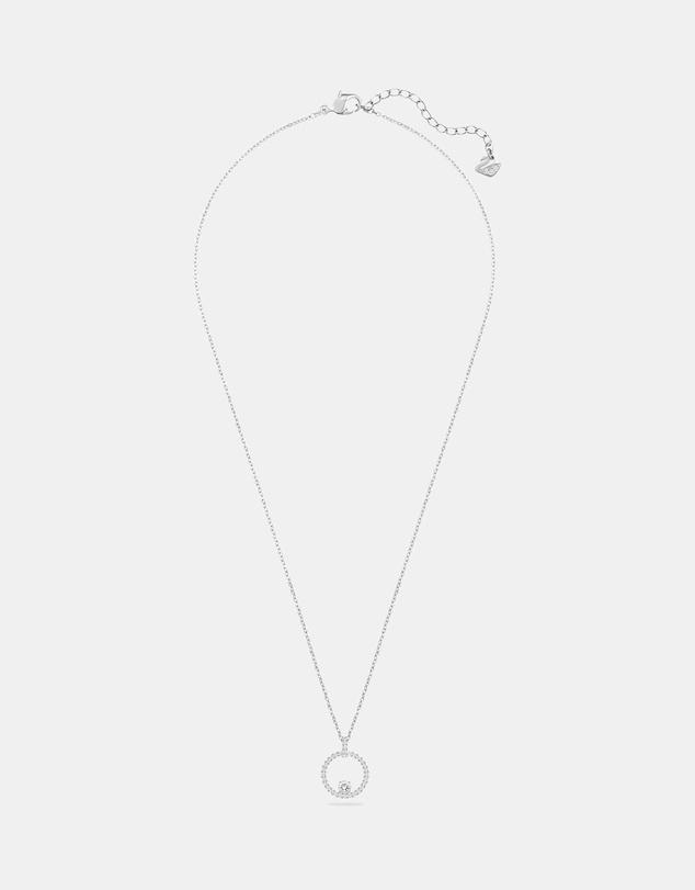 Women Creativity Circle Pendant Necklace