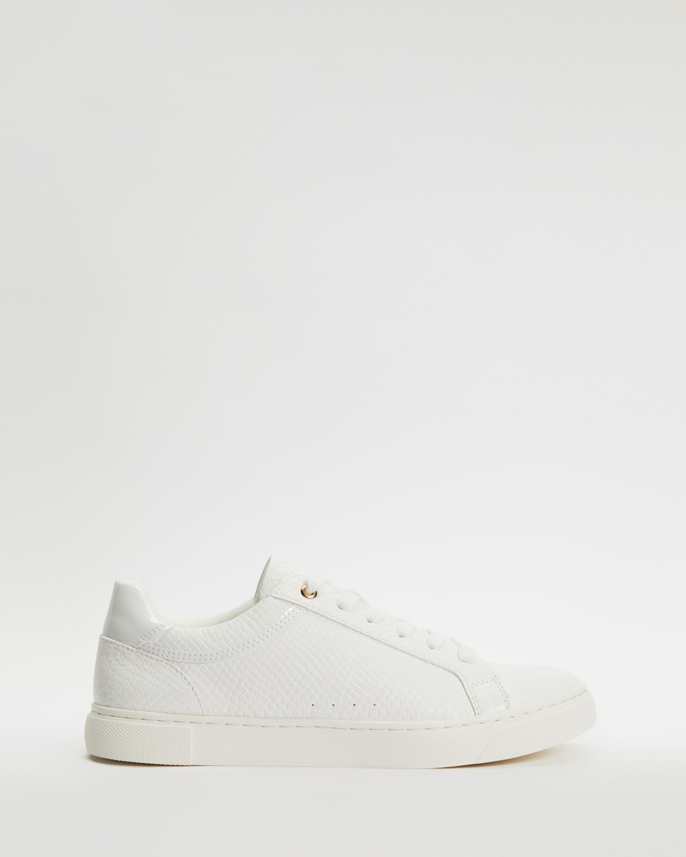 ALDO Gweraclya Lace Up Sneakers 100 White