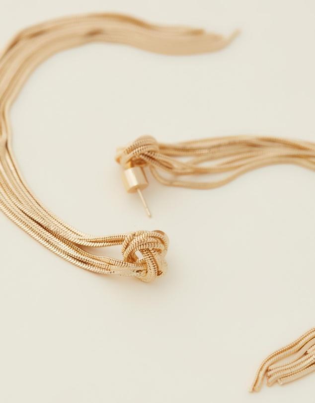 Women Fringe Earrings