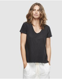 Cloth & Co. - Organic Cotton Classic V Neck