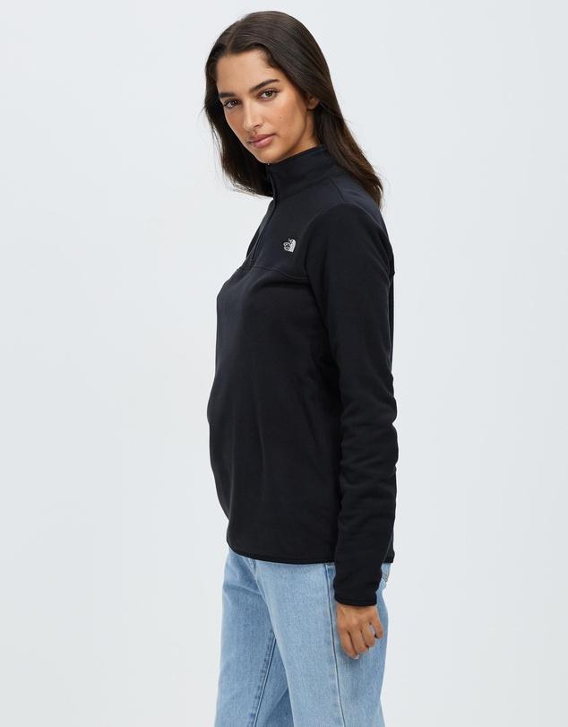 Women TKA Glacier 1/4-Zip Fleece Jacket