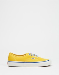 Vans - Anaheim Factory Authentic 44 DX - Unisex