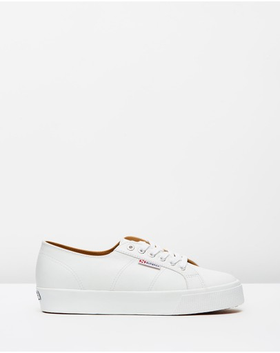 Superga - 2730 Nappa Leather - Unisex