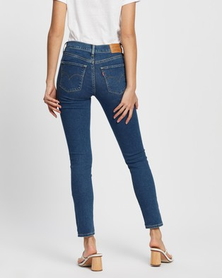 Levi's 311 Shaping Skinny Jeans - High-Waisted (Paris Fade)