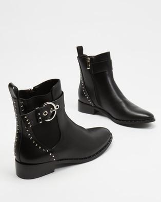 Freelance Shoes Gutsy - Boots (Black)