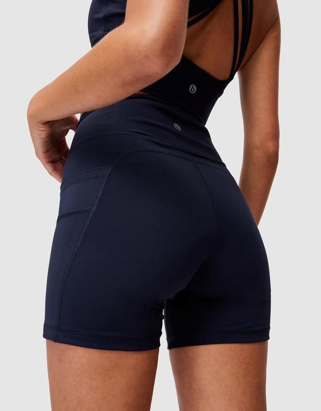 Women Lifestyle Pocket Bike Shorts