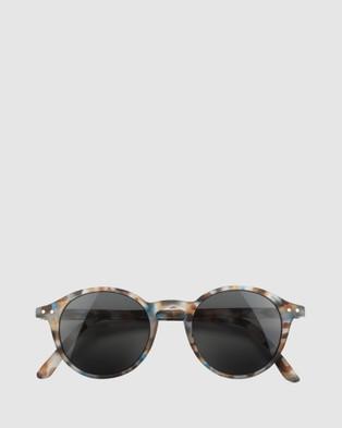IZIPIZI Sun Collection D - Sunglasses (Blue)