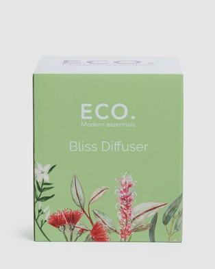 ECO. Modern Essentials - ECO. Bliss Diffuser & ECO. Favourites Collection - Home (ECO. Bliss Diffuser & ECO. Favourites Collection) ECO. Bliss Diffuser & ECO. Favourites Collection