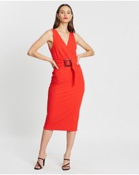 Pasduchas - Dawn Buckle Midi Dress