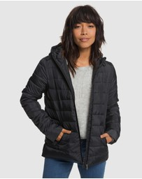 Roxy - Womens Rock Peak Water Repellent Padded Jacket