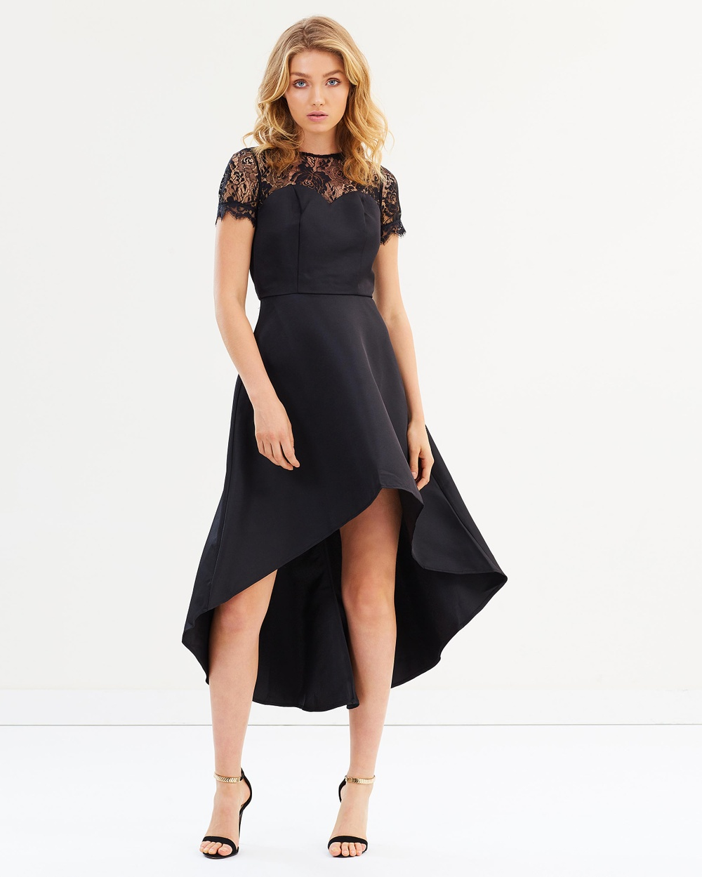 Chi Chi London Georgee Dress Dresses Black Georgee Dress