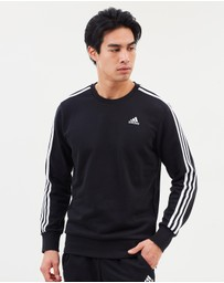 adidas Performance - Essential 3-Stripes Sweatshirt