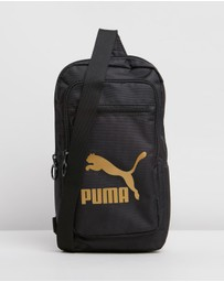 Puma - Originals Woven Cross-Body Bag