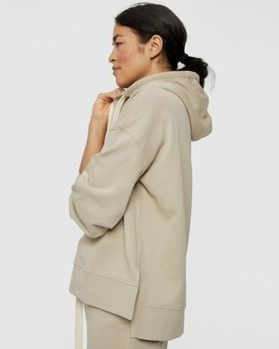 Ceres Life - Organic Serendipity Hooded Sweat Hoodies (Pebble)