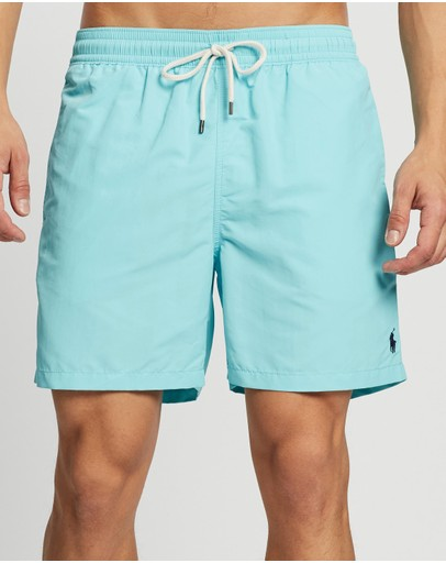 Polo Ralph Lauren - ICONIC Exclusive - Traveler Swim Boxers