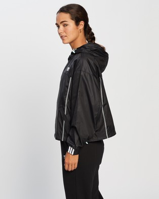 adidas Originals R.Y.V. Windbreaker - Coats & Jackets (Black)